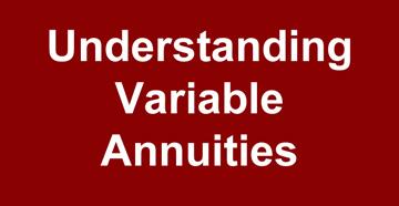 Anil Vazirani Fees of Variable Annuities