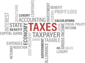 Anil Vazirani, tax credits